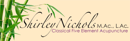 Shirley Nichols Classica Five Element Acupuncture